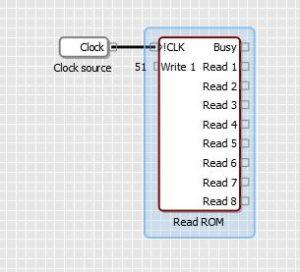 PoBlocks 1-Wire Baustein für den ReadRom Befehl verwenden