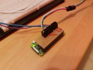 Fertiger HAT auf Rapsberry Pi Zero W