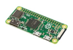 Raspberry-Pi-Zero-FL By Evan-Amos [Public domain], from Wikimedia Commons