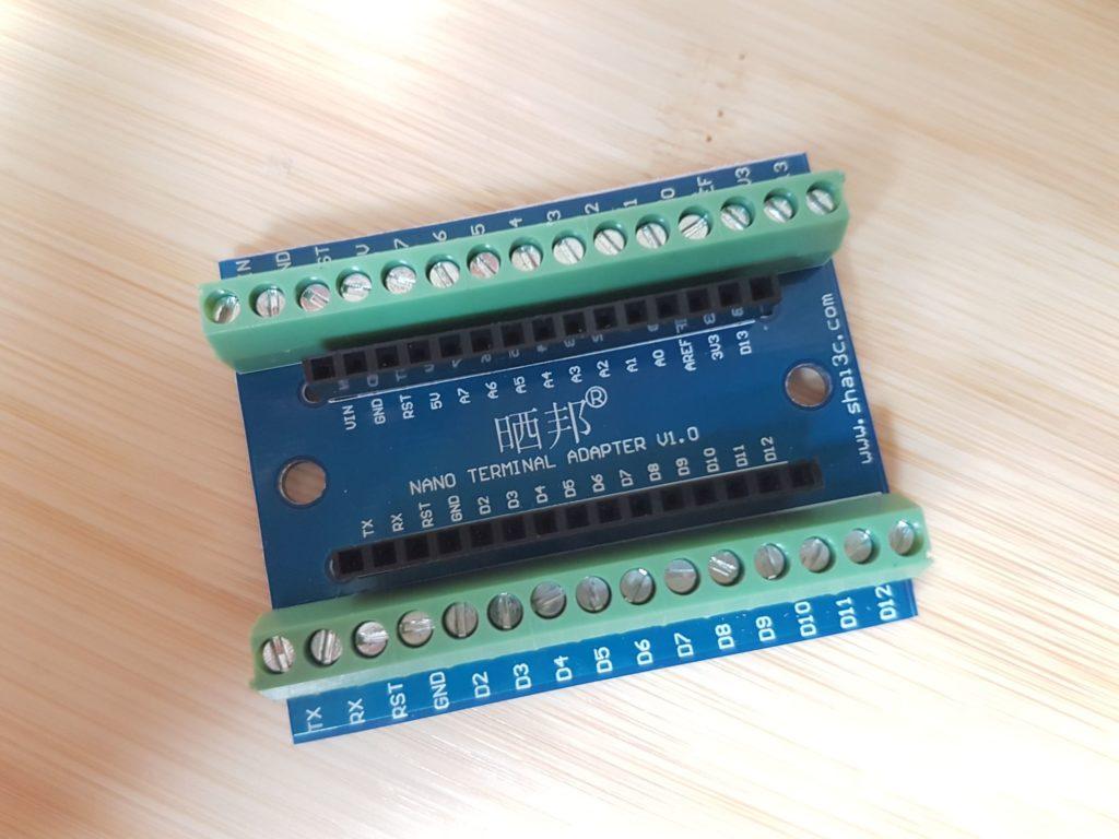 Breaktout Board für Arduino Nano