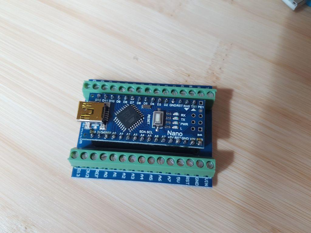 Arduino im Breakout Board